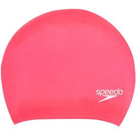 speedo Long Hair badmuts Dames roze